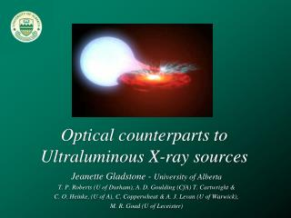 Optical counterparts to Ultraluminous X-ray sources