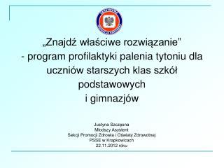 Justyna Szczęsna