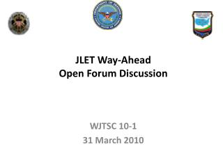 WJTSC 10-1 31 March 2010
