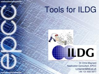 Tools for ILDG