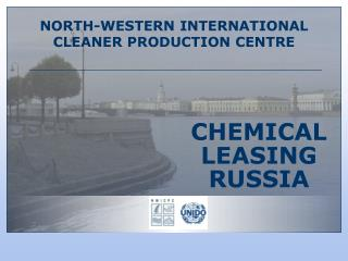 NORTH-WESTERN INTERNATIONAL  CLEANER PRODUCTION CENTRE