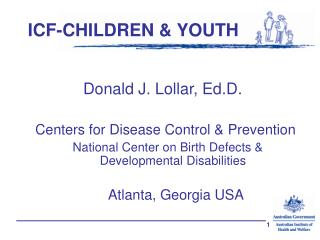 ICF-CHILDREN  YOUTH