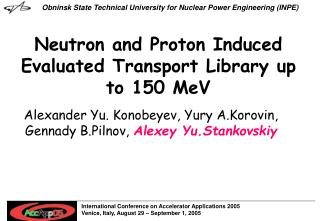 Neutron and Proton Induced Evaluated Transport Library up to 150 MeV