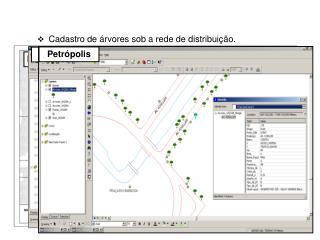 Base Cartográfica da AMPLA  e sua utilização. .