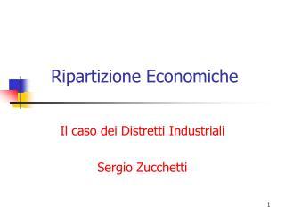 Ripartizione Economiche