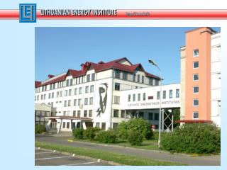 Brief history of Lithuanian Energy Institute