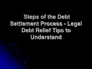 LegalDebtSettlement 3