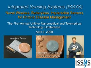 Integrated Sensing Systems (ISSYS)