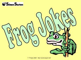 Frog Jokes