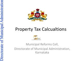 Property Tax  Calcualtions