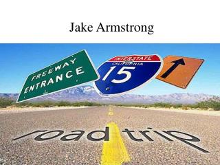 Jake Armstrong