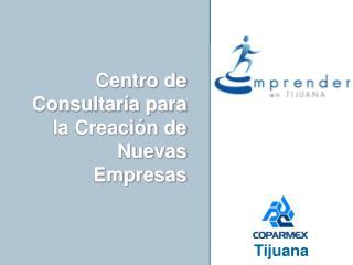 Centro de Consultaría para la Creación de Nuevas Empresas