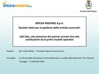 Comune della Spezia