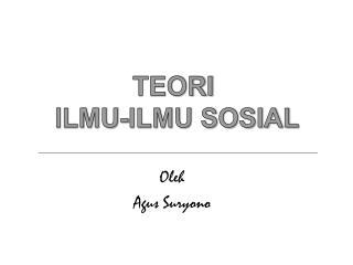 Oleh Agus Suryono