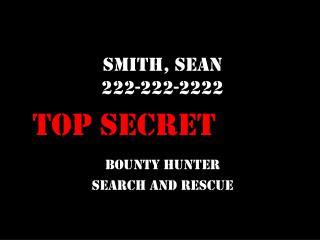 Smith, Sean 222-222-2222