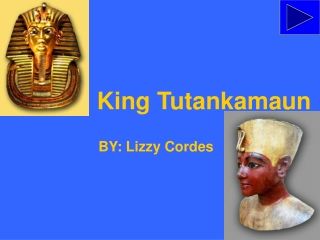 KING TUT The Discovery