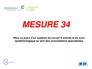 MESURE 34