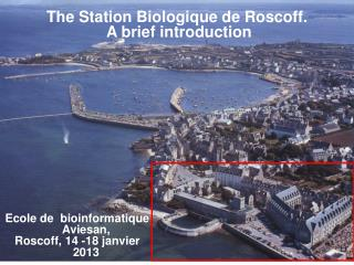 The Station Biologique  de  Roscoff.   A brief introduction