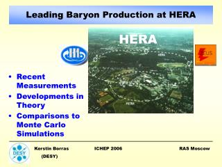 Leading Baryon Production at HERA