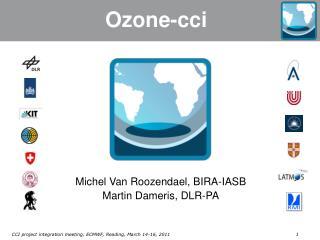 Ozone-cci