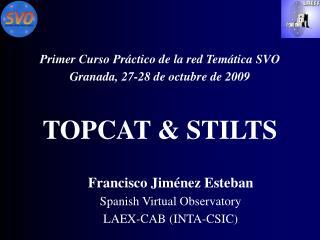 TOPCAT & STILTS