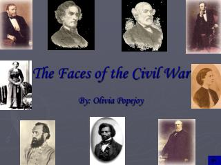 The Faces of the Civil War