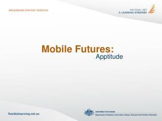 Mobile Futures: