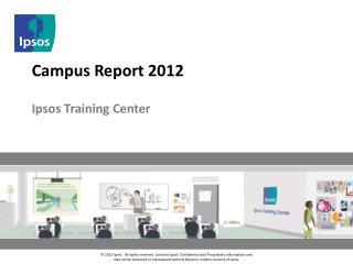 Campus Report 2012