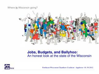 Jobs, Budgets, and Ballyhoo: An honest look at the state of the Wisconsin