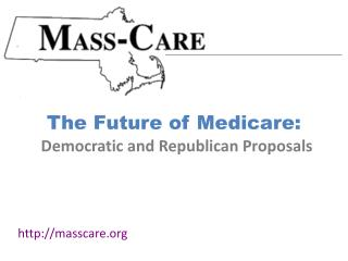The Future of Medicare: