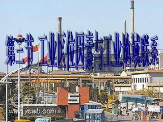 第三节 工业区位因素与工业地域联系