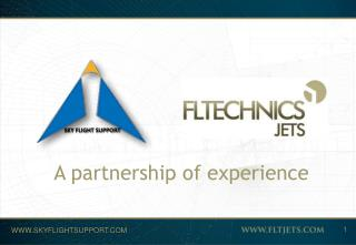 A partnership of experience