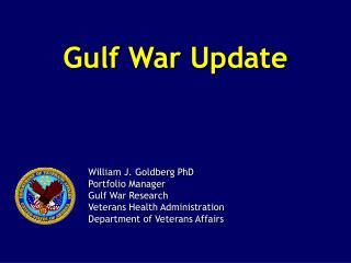 Gulf War Update