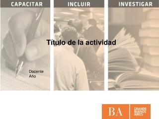 Primera convocatoria de proyectos de investigación sobre Estado y políticas públicas 2013