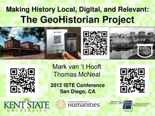 Making History Local, Digital, and Relevant: The GeoHistorian Project