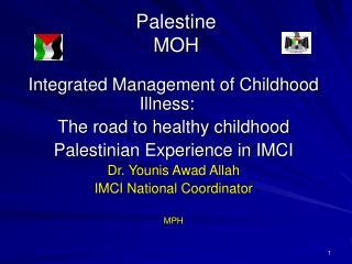 Palestine MOH