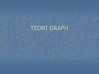 TEORI GRAPH