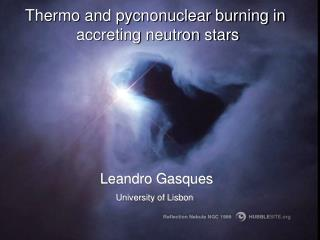 Thermo and pycnonuclear burning in  accreting neutron stars