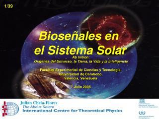Ab Inition:  Orígenes del Universo, la Tierra, la Vida y la Inteligencia