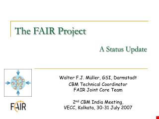 The FAIR Project