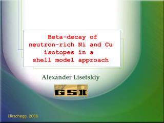 Alexander Lisetskiy