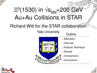  0 (1530)  in   s NN =200 GeV Au+Au Collisions in STAR