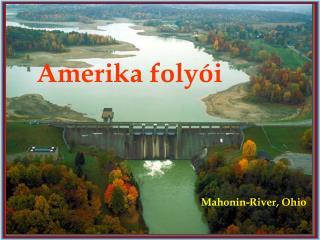 Amerika folyói