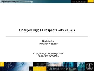 Charged Higgs Prospects with ATLAS