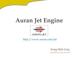 Auran Jet Engine