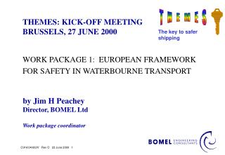 THEMES: KICK-OFF MEETING BRUSSELS, 27 JUNE 2000