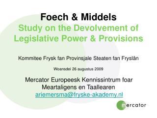 Mercator Europeesk Kennissintrum foar Meartaligens en Taallearen