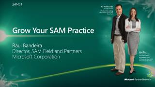 Grow Your SAM Practice