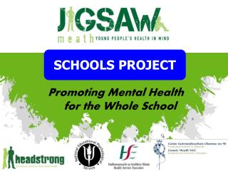 Promoting Mental Health for the Whole School