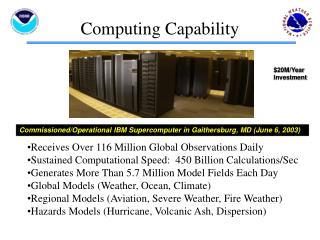 Computing Capability